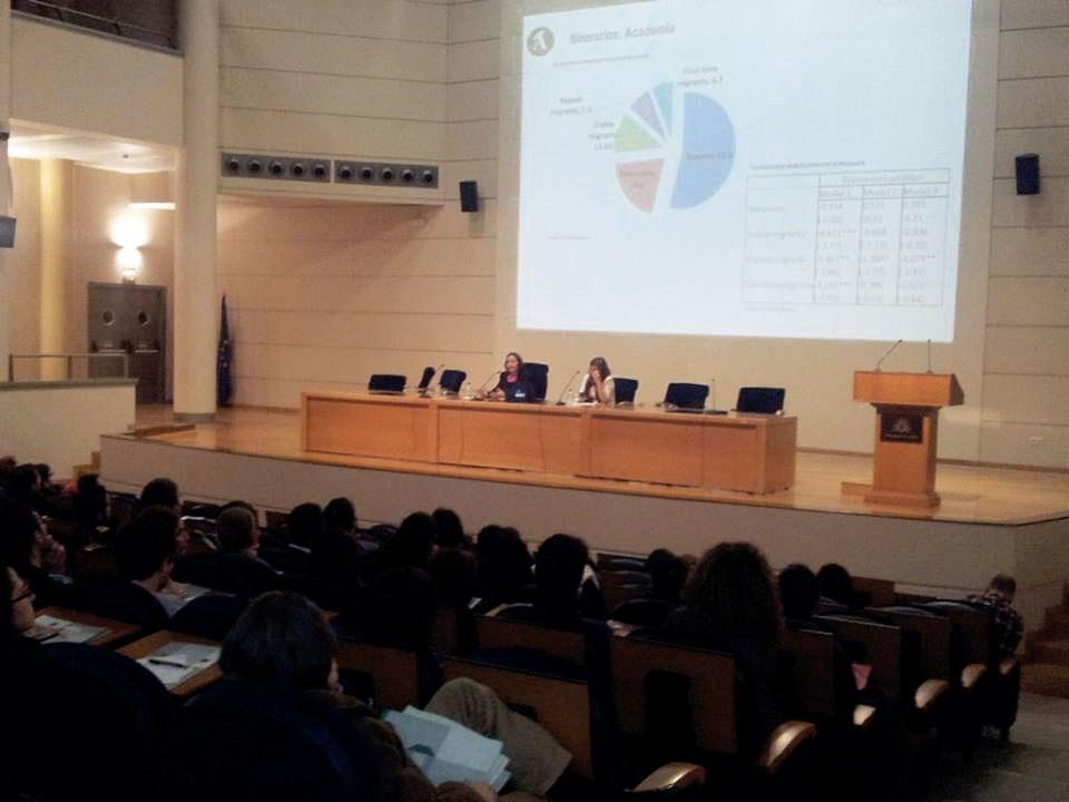 Charlas y Talleres, Vórticex enla Universidad de Oviedo