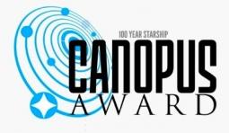 Finalista del Canopus Awards por la Excelencia en Literatura Interestelar