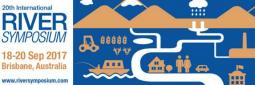 Difusión de un proyecto de desarrollo local  en 20ª edición del International River Symposium